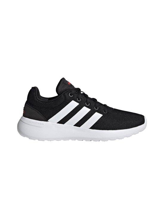 adidas Performance - Lite Racer -sneakerit - CBLACK/FTWWHT/SCARLE | Stockmann - photo 1