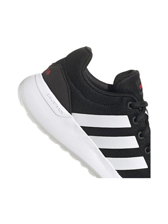 adidas Performance - Lite Racer -sneakerit - CBLACK/FTWWHT/SCARLE | Stockmann - photo 7