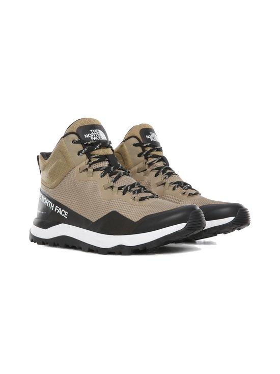 The North Face - M Activist Futurelight Mid Boots -kengät - KELP TAN/TNF BLACK | Stockmann - photo 1