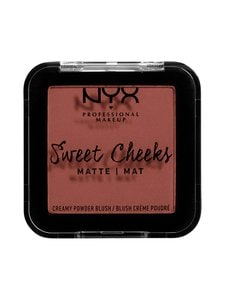 NYX Professional Makeup - Sweet Cheeks Creamy Powder Blush Matte -poskipuna 5 g - null | Stockmann