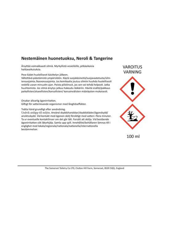 Naturally European - Naturally European Neroli & Tangerine -huonetuoksu 100 ml - 14   Stockmann - photo 2