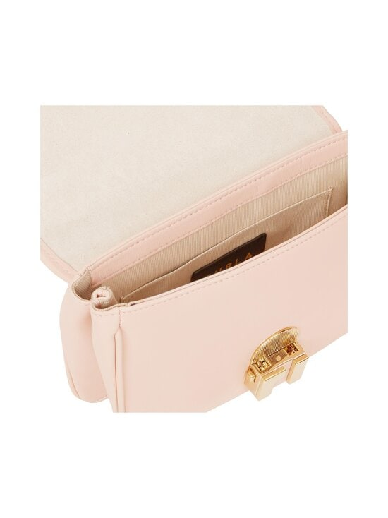 Furla - Cosy Mini Shoulder Bag -nahkalaukku - 1BR00 CANDY ROSE | Stockmann - photo 3