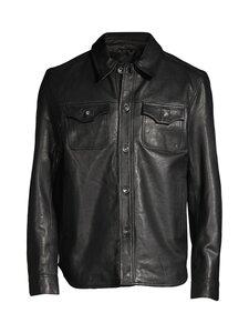 Tiger Jeans - Get L -nahkatakki - 050 BLACK | Stockmann