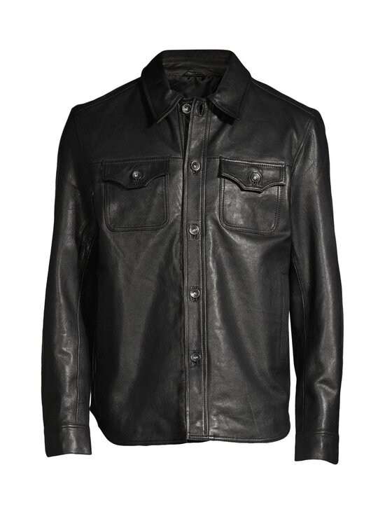 Tiger Jeans - Get L -nahkatakki - 050 BLACK | Stockmann - photo 1