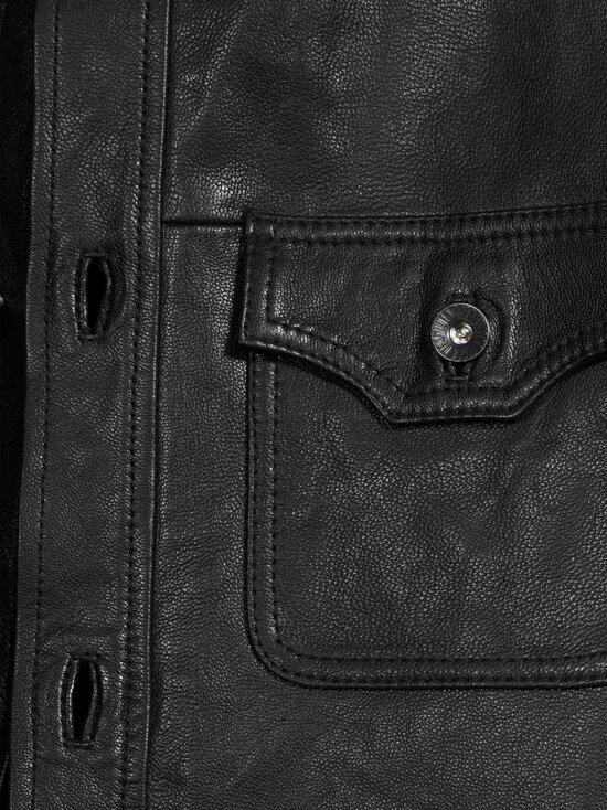 Tiger Jeans - Get L -nahkatakki - 050 BLACK | Stockmann - photo 4