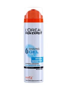 L'ORÉAL MEN EXPERT - Men Expert Shaving Gel -parranajogeeli 200 ml | Stockmann