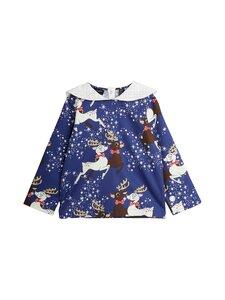 Mini Rodini - Reindeer -paita - BLUE   Stockmann