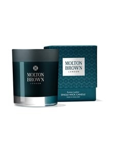Molton Brown - Russian Leather Single Wick Candle -tuoksukynttilä 180 g - null | Stockmann