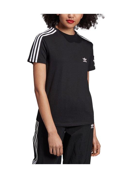 adidas Originals - 3-Stripes Tee -paita - BLACK | Stockmann - photo 3