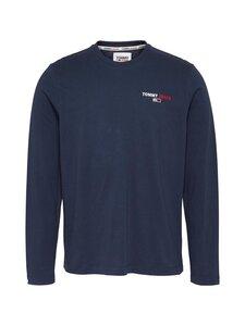 Tommy Jeans - Tjm Longsleeve -paita - C87 TWILIGHT NAVY | Stockmann