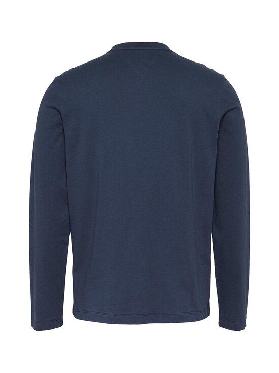 Tommy Jeans - Tjm Longsleeve -paita - C87 TWILIGHT NAVY   Stockmann - photo 2