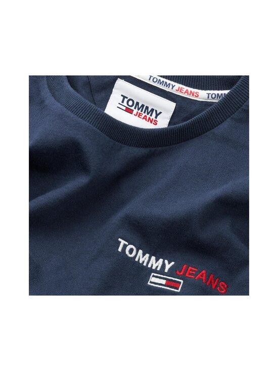 Tommy Jeans - Tjm Longsleeve -paita - C87 TWILIGHT NAVY   Stockmann - photo 3
