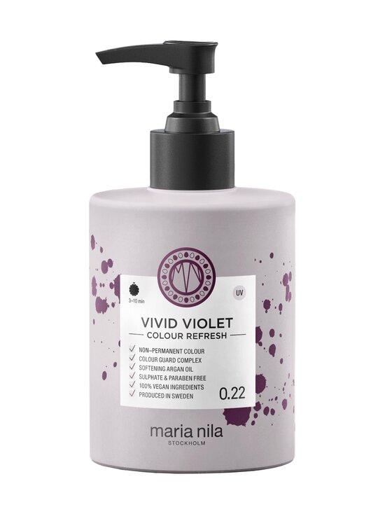 Maria Nila - Colour Refresh Cacao Intense -hiusnaamio - VIVID VIOLET   Stockmann - photo 1