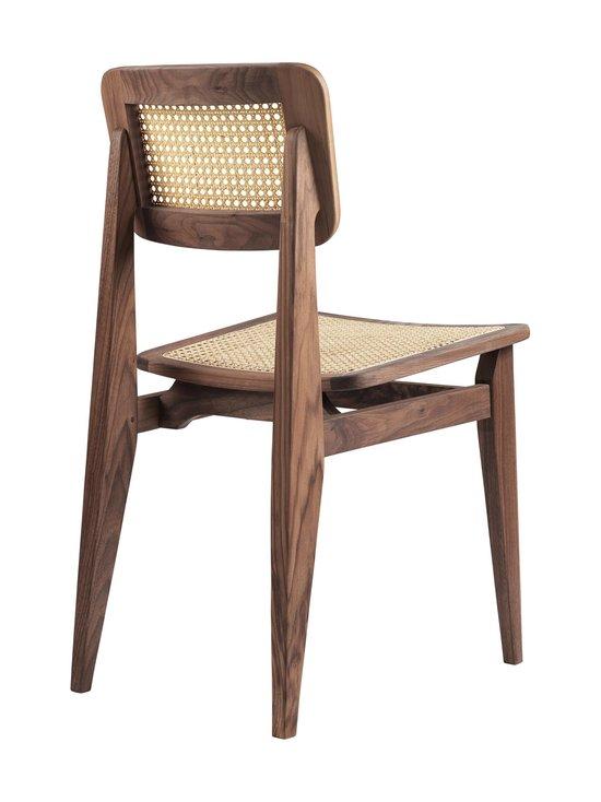 Gubi - C-Chair Dining -tuoli - AMERICAN WALNUT OILED BASE | Stockmann - photo 2