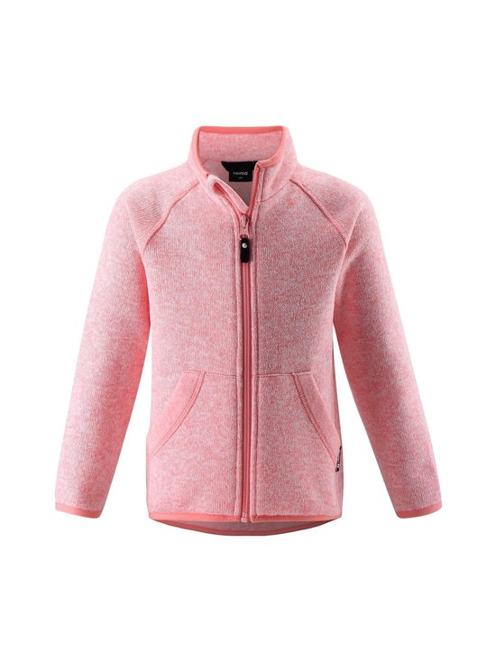 Reima - Hopper-fleecetakki - 4560 BUBBLEGUM PINK | Stockmann - photo 1