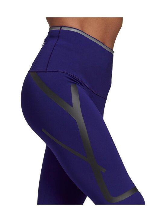 adidas by Stella McCartney - Tp Tight -trikoot - CPURPL/BLACK | Stockmann - photo 6