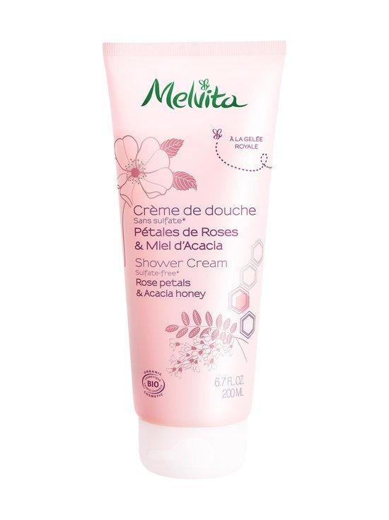 Melvita - Shower Rose & Acacia Honey -suihkuvoide 200 ml - null | Stockmann - photo 1