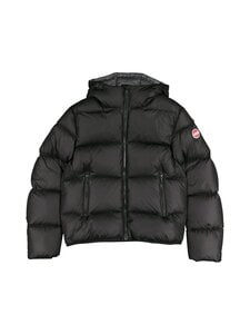 COLMAR - 5ST Short puffer down coat with hood COLMAR 99 BLACK-SPIKE 12 - 99 BLACK-SPIKE | Stockmann