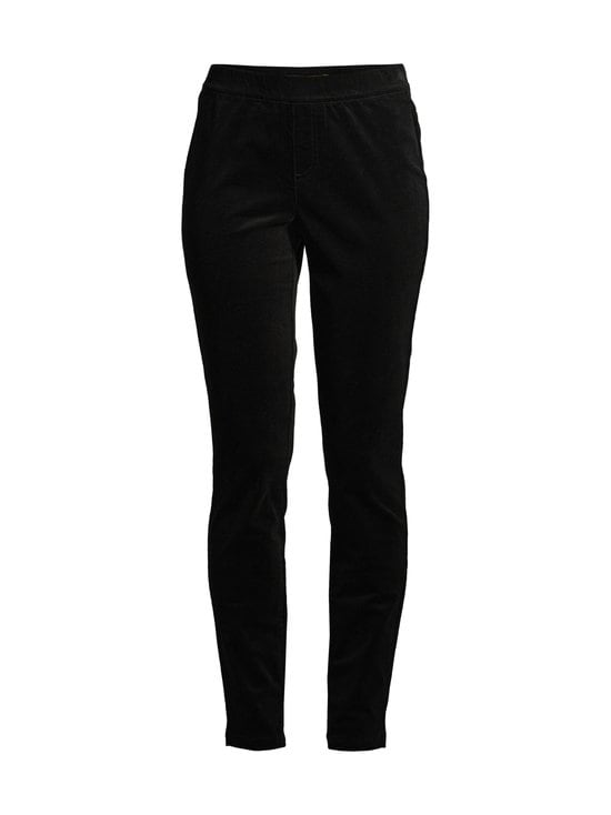 NOOM - Rhea-vakosamettileggingsit - BLACK | Stockmann - photo 1