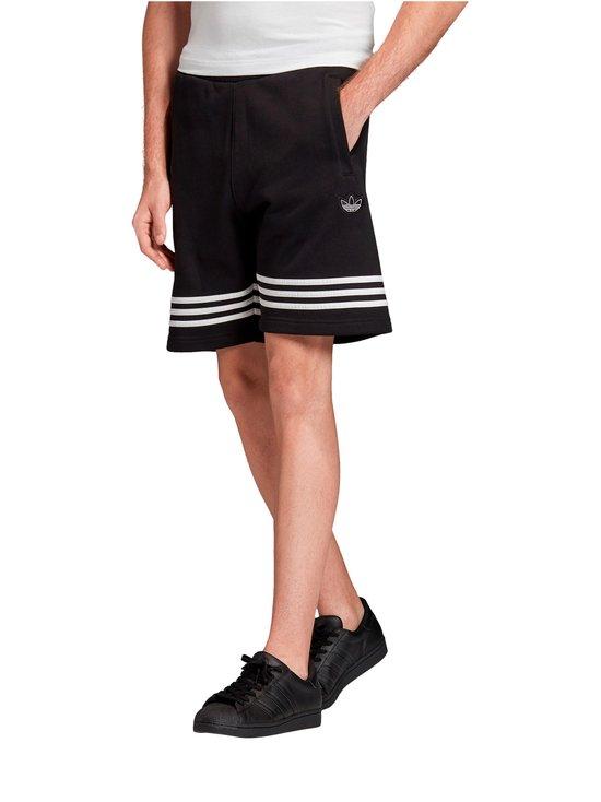 adidas Originals - Outline-collegeshortsit - BLACK | Stockmann - photo 5