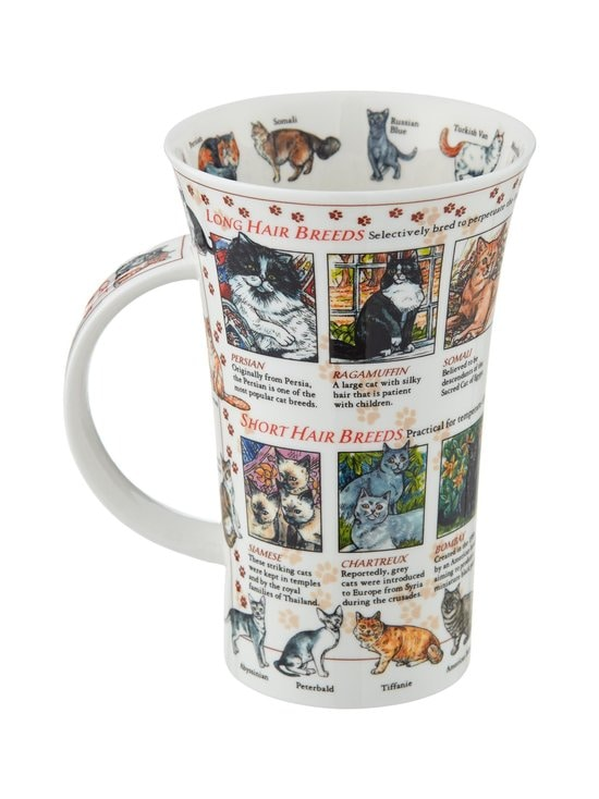 Dunoon - Glencoe World of Cat -muki 0,5 l - VALKOINEN | Stockmann - photo 2