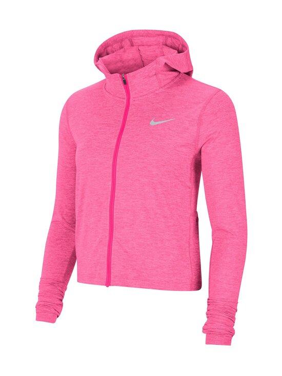 Nike - Element-huppari - 639 HYPER PINK/PINK GLOW/HTR/REFLECTIVE SILV | Stockmann - photo 1