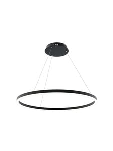 Design by Grönlund - Layer 1 LED -valaisin ø 80 cm - BLACK   Stockmann