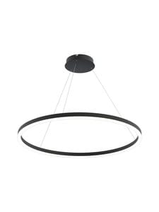 Design by Grönlund - Layer 1 LED -valaisin ø 80 cm - BLACK | Stockmann