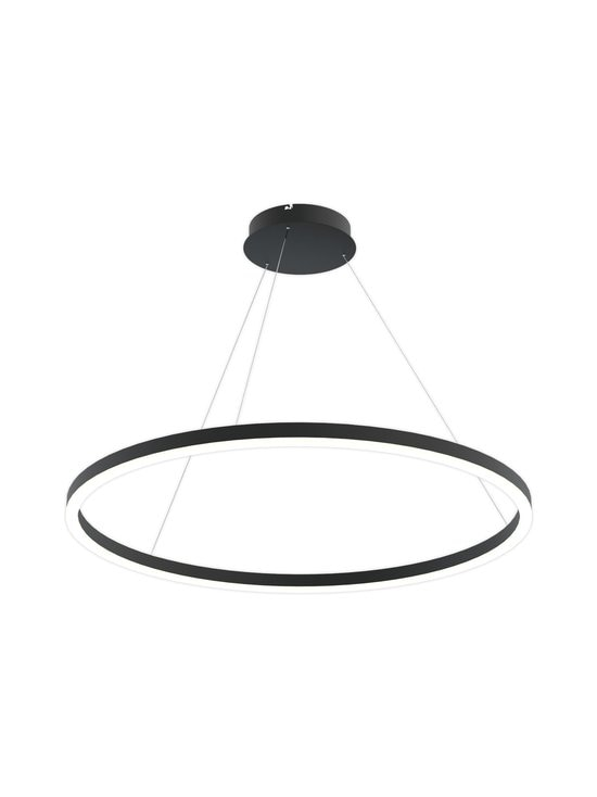 Design by Grönlund - Layer 1 LED -valaisin ø 80 cm - BLACK | Stockmann - photo 1