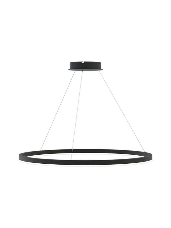 Design by Grönlund - Layer 1 LED -valaisin ø 80 cm - BLACK | Stockmann - photo 2