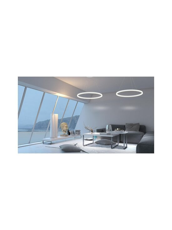 Design by Grönlund - Layer 1 LED -valaisin ø 80 cm - BLACK | Stockmann - photo 5