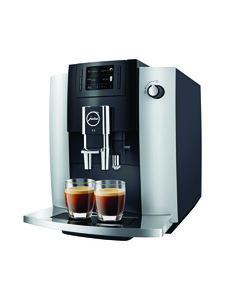 Jura - E6-kahviautomaatti - PLATINUM | Stockmann