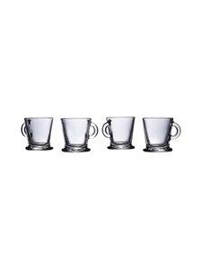 Royal Leerdam - Espresso-lasit 4x - NOCOL | Stockmann