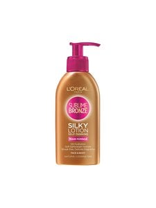 L'Oréal Paris - Sublime Bronze Silky Lotion Self-Tanning -itseruskettava voide 150 ml - null | Stockmann