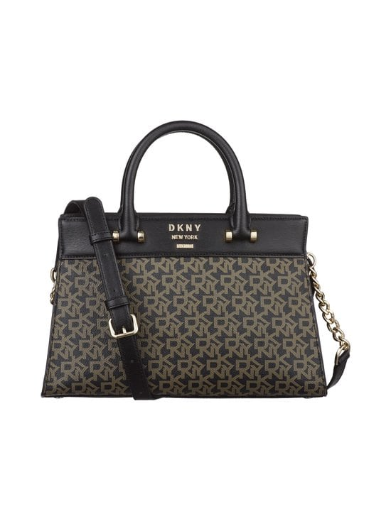Dkny - Ava Satchel -laukku - EBONY/BLACK | Stockmann - photo 1