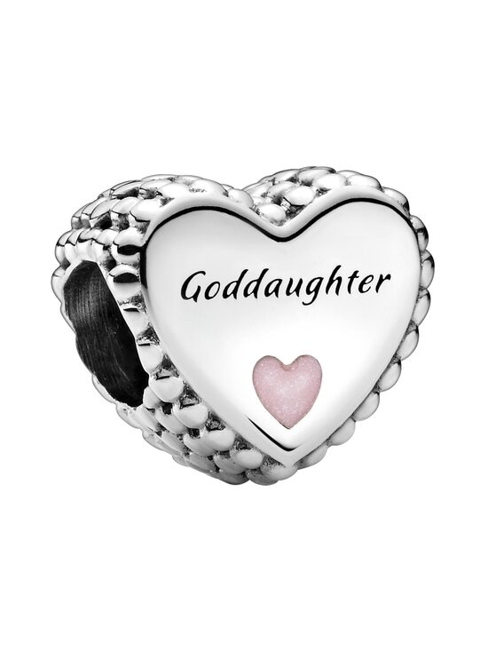 Pandora - Goddaughter Heart Charm -hela - PINK | Stockmann - photo 1