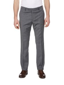 Pierre Cardin - Ryan Modern Fit -housut - 2400 GREY | Stockmann