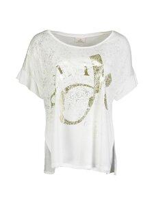 Deha - Ecowear Yoga T-Shirt -paita - 10001 WHITE | Stockmann