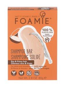 Foamie - Kiss Me Argan -palashampoo 90 g | Stockmann