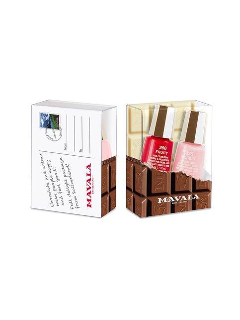 Fruity Delight Mini Nail Polish Duo Set -tuotepakkaus