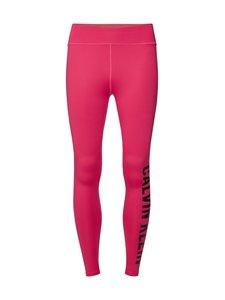 Calvin Klein Performance - Logo Gym Leggings -treenitrikoot - 996 BEETROOT PURPLE | Stockmann