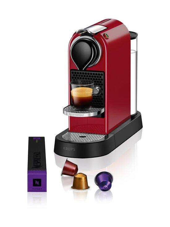 Nespresso - CitiZ-kapselikeitin - RED | Stockmann - photo 1