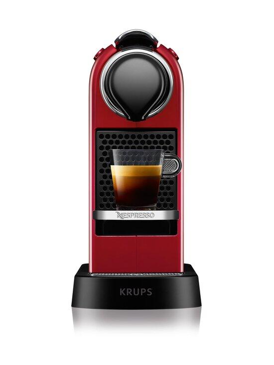 Nespresso - CitiZ-kapselikeitin - RED | Stockmann - photo 2