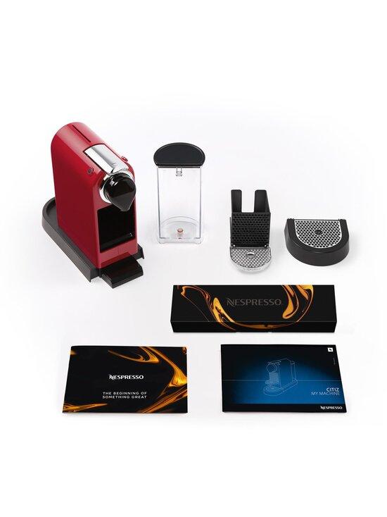 Nespresso - CitiZ-kapselikeitin - RED | Stockmann - photo 7