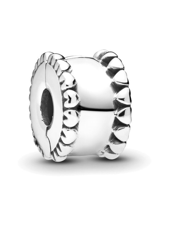 Sterling Silver Clip -koru