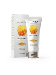 Mossa - Glow Coctail Brightening Hydro Mask -kirkastava kasvonaamio 60 ml | Stockmann
