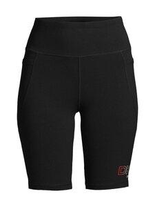 DKNY Sport - Ombre Logo High Waist -shortsit - BLK BLACK | Stockmann