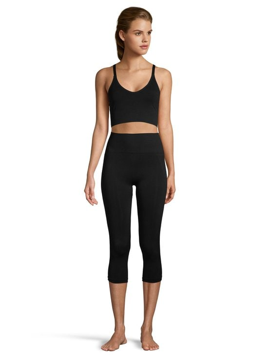 Filippa K - Crossback Seamless Midi Top -toppi - 1433 BLACK | Stockmann - photo 2