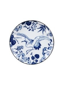 Tokyo Design Studio - Crane-lautanen 20,6 cm - BLUE N WHITE | Stockmann