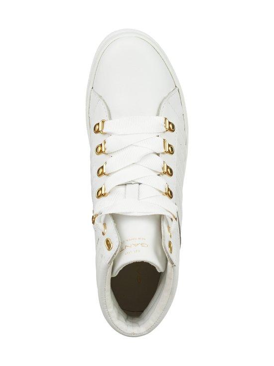 GANT - Avona-nahkasneakerit - G290 BRIGHT WHITE | Stockmann - photo 2
